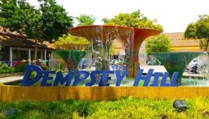 Dempsey Hill is near Leedon Green