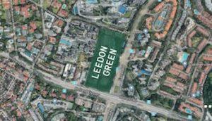 Leedon Green Location Size