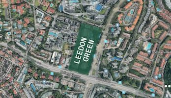 Leedon Green Location Size