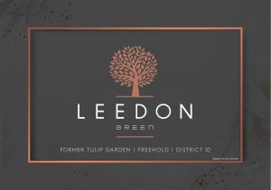 Leedon Green Brochure Icon